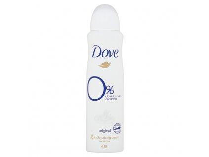 Dove Original 0% aluminium Women deospray 150 ml.jpeg
