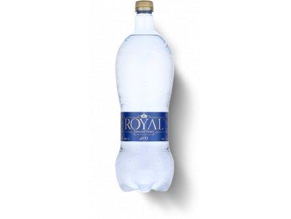 Royal Water prírodná voda nesýtená s pH 9,3 Ionized Water 1,5l