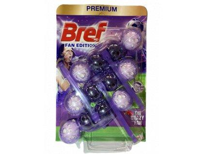 Bref Fan Edition-The Crazy Fan WC Blok 3x50g
