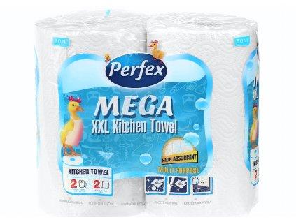 Perfex MEGA kuchynské utierky 2ks