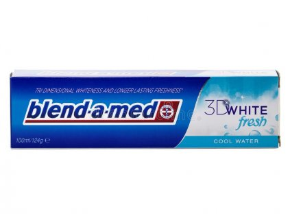 blend med toothpaste d white fresh bucharest romania may cool water made procter gamble provides tri dimensional whiteness 101648819