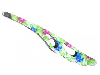 Lora Beauty Premium pinzeta na obočie 1ks