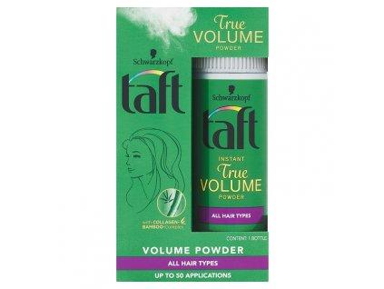 Taft Stylingový prášok Instant True Volume, 10 g