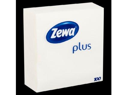 Zewa Plus servítky 100ks