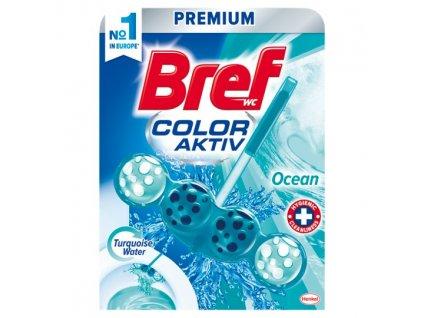 Bref Color Aktiv Ocean WC Blok 50g
