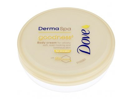 Dove DermaSpa Goodness telový krém 75ml