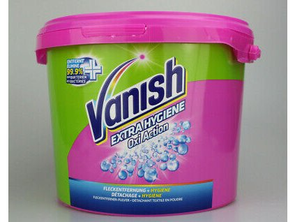 Vanish Oxi Action Extra Hygiene 2 X 2100g
