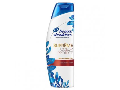 Head & Shoulders Supreme Colour Protect šampón 400ml