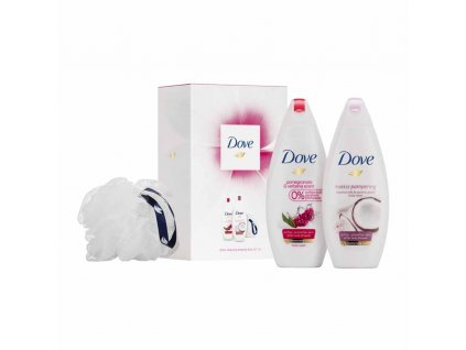 Dove Relaxing beauty duo darčekový set