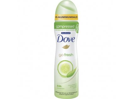 Dove Go fresh Compressed Uhorka deodorant 75ml