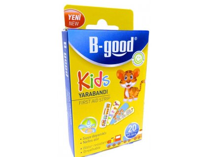 B good Kids náplasť 20ks