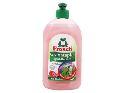 Frosch Bio Balzam na umývanie riadu Granátové jablko 500ml