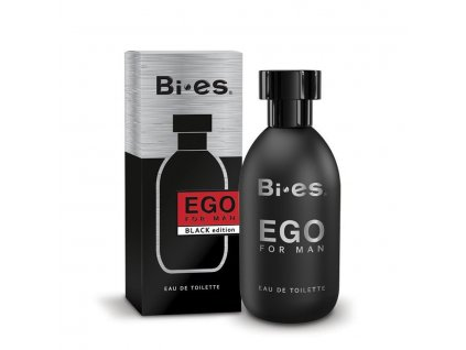 BI ES Ego Men Black Edition toaletná voda 100ml