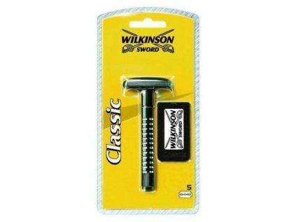 Wilkinson Sword Klasické náhradné čepieľky + strojček