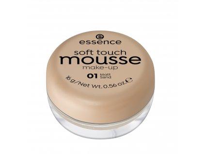 Essence Soft Touch Make up 16 g 01