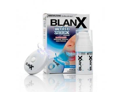BlanX White Shock sada na bielenie zubov