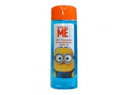 Despicable ME šampón a kondicionér na detské vlásky 236ml
