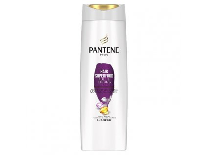 Pantene Hair Superfood šampón 400ml