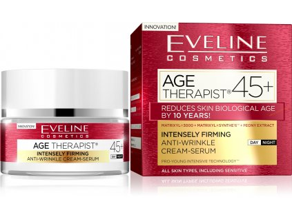 EVELINE LASER Therapy TOTAL LIFT 45+ krém proti vráskam 50ml