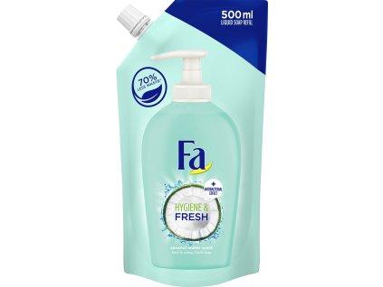 Fa Hygiene & Fresh Coconut Water antibakteriálne tekuté mydlo náplň 500ml