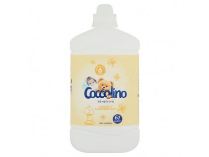 Coccolino Sensitive Almond and Casmere Balm aviváž 1,68l 67 PD