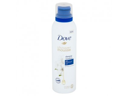 Dove Shower Mousse Deeply Nourishing sprchovacia pena 200ml