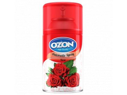 Ozon Rose osviežovač vzduchu náplň 260ml