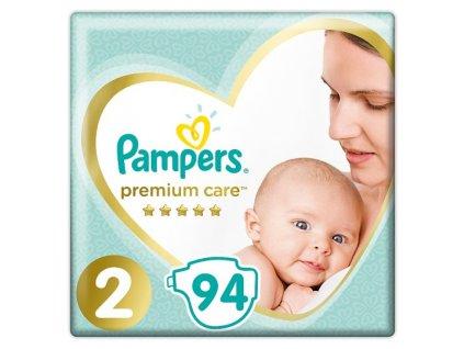 Pampers Premium Care Plienky 2 94ks (4 8kg)