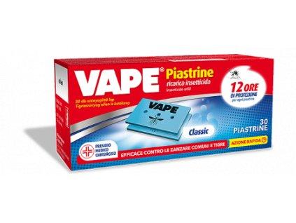Vape Classic náplne do el. odparovača proti komárom 30ks