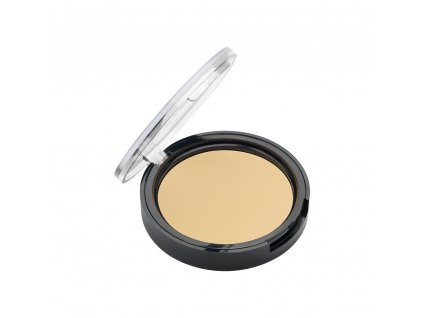 aden silky matt compact powder 03 soft honey v2