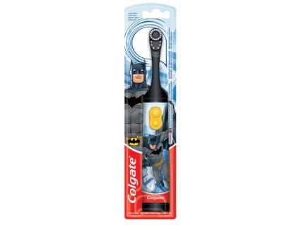 COLGATE Kids Batman Batériová Zubná kefka