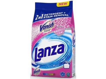 Lanza Vanish 2v1 Power prášok na pranie 3,375kg 45PD
