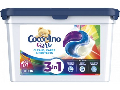 Coccolino Care color kapsule 18 PD