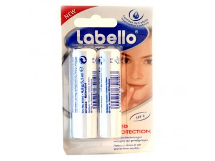 Labello Med protection balzam na pery OF6, 4,8 g