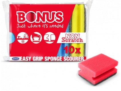 Bonus Maxi špongia na riad 10ks