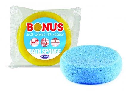 Bonus okrúhla špongia do kúpeľne 1ks