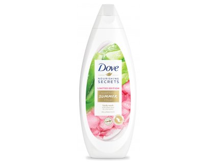 Dove Soothing Summer Edition sprchový gél 500ml