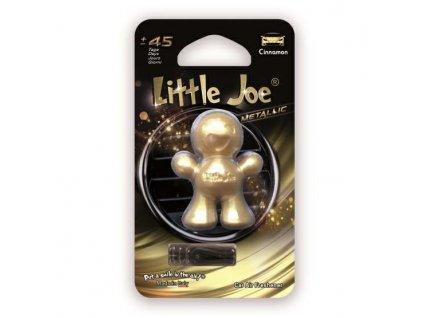 Little Joe Metallic Cinnamon osviežovač do auta