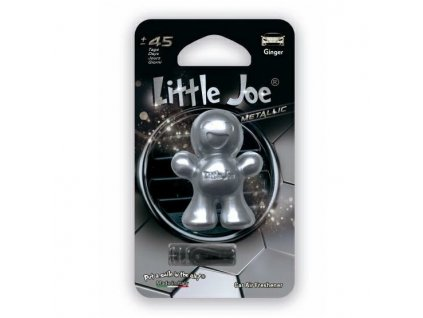 Little Joe Metallic Ginger osviežovač do auta