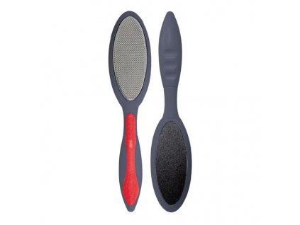 Titania Soft Touch dvojitý pilník na nohy pre mužov 1ks