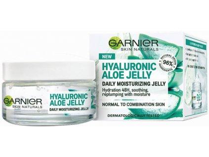 Garnier Hyaluronic Aloe Jelly denný hydratačný krém s gélovou textúrou 50ml