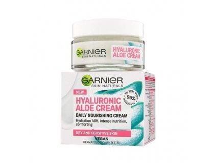Garnier Skin Naturals Denný pleťový krém Hyaluronic Aloe pre citlivú pleť 50 ml