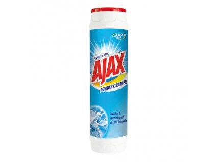 Ajax práškový čistič double bleach 450g