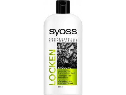 Syoss Curl Me kondicioner 500ml