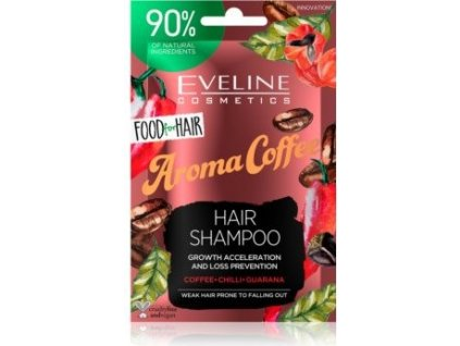 Eveline Cosmetics Food for Hair Aroma Coffee