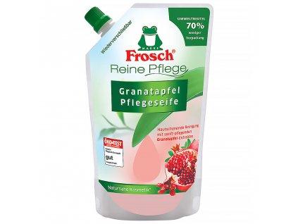 Frosch Gránátové jablko tekuté mydlo náplň 500ml