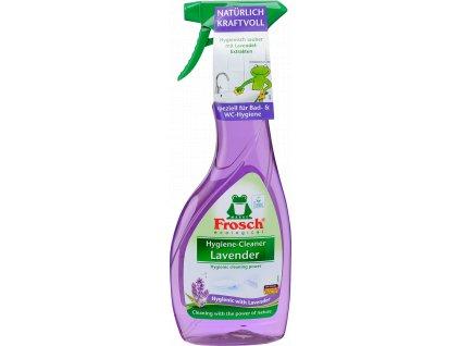 FROSCH EKO Levanduľový hygienický čistič 500ml