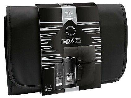 Axe Black darčekový set + ruksak