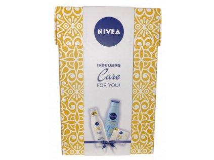 Nivea Q10 Indulging Care darčekový set 1