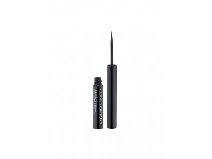 Catrice Liquid Liner tekuté očné linky 010 Dating Joe Black 1,7 ml